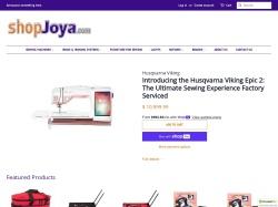ShopJoya coupons