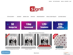 Sign11 promo code and other discount voucher