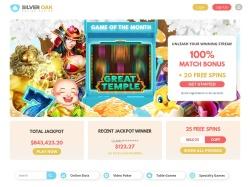 Silver Oak Casino coupons