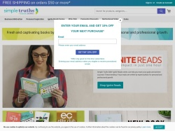 Simple Truths promo code and other discount voucher