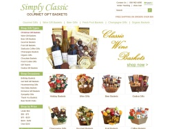 Simply Classic Gift Baskets promo code and other discount voucher