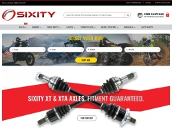 Sixity promo code and other discount voucher