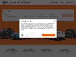Sixt Car Rental coupons