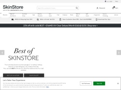 SkinStore.com coupon codes September 2020