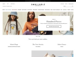 Smallable promo code and other discount voucher