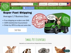 Small Pet Select promo code and other discount voucher