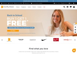 SmartBuyGlasses promo code and other discount voucher