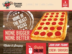 Snappy Tomato Pizza promo code and other discount voucher