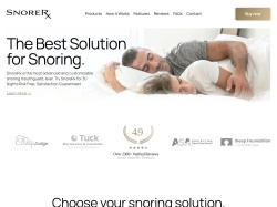 SnoreRx promo code and other discount voucher