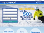 snowrental.co.uk Promo Code