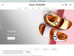 Soletrader Outlet promo code and other discount voucher