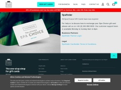 Spafinder UK coupons