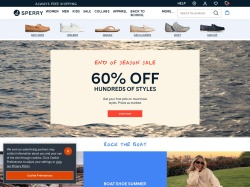 Sperry promo code and other discount voucher