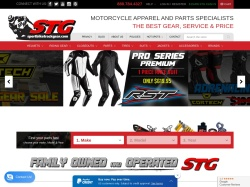 Sportbike Track Gear promo code and other discount voucher