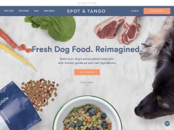Spot & Tango promo code and other discount voucher