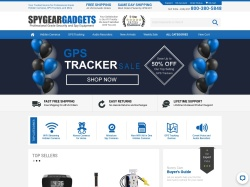 SpygearGadgets promo code and other discount voucher