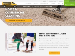 Stanley Steemer  promo code and other discount voucher