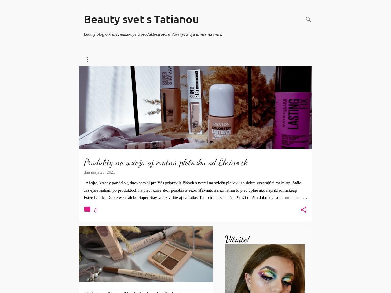 Beauty svet Tatiana