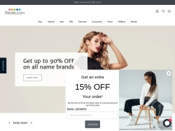 Steals.com promo code and other discount voucher
