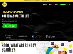 Sunday Scaries promo code and other discount voucher