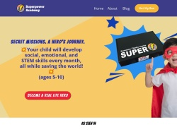 Superpower Academy promo code and other discount voucher