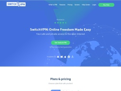 Switch VPN promo code and other discount voucher