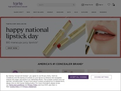 tarte cosmetics promo code and other discount voucher