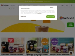Tassimo promo code and other discount voucher