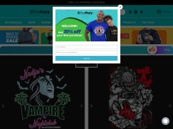 TeeFury promo code and other discount voucher