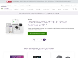 Telus  promo code and other discount voucher