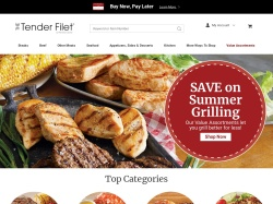 Tender Filet promo code and other discount voucher
