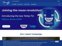 Tetley promo code and other discount voucher