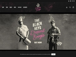 The Black Keys promo code and other discount voucher