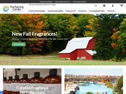 The Flaming Candle Company promo code and other discount voucher