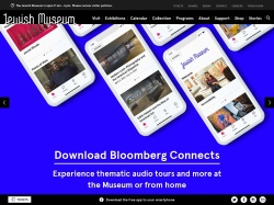 Jewish Museum Of New York promo code and other discount voucher