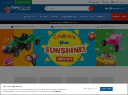 The Entertainer UK coupons