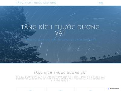 thuoctangkichthuocduongvat.webflow.io SEO-rapport