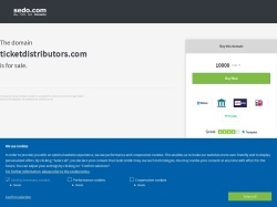 TicketDistributors.com promo code and other discount voucher