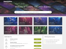 Ticket Liquidator promo code and other discount voucher