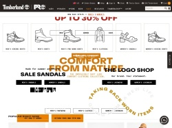 Timberland promo code and other discount voucher