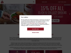 Toby Carvery UK promo code and other discount voucher