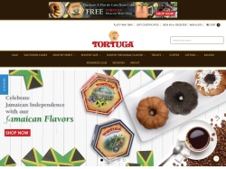 Tortuga Rum Cakes promo code and other discount voucher