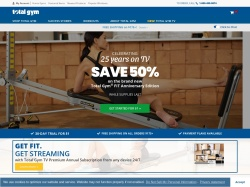 Total Gym Direct promo code and other discount voucher