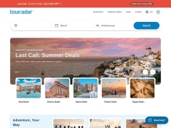 Tour Radar promo code and other discount voucher