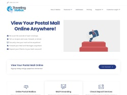 Traveling Mailbox promo code and other discount voucher