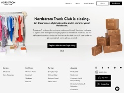 Trunk Club promo code and other discount voucher