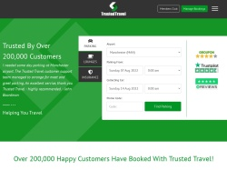 Trusted Travel promo code and other discount voucher