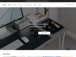 ULX Store coupons