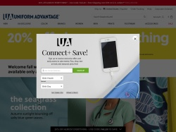 Uniform Advantage promo code and other discount voucher
