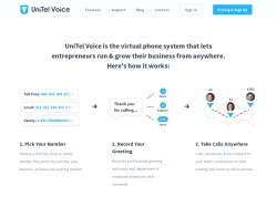 UniTel Voice promo code and other discount voucher